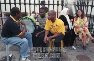 Dia 2  London black community